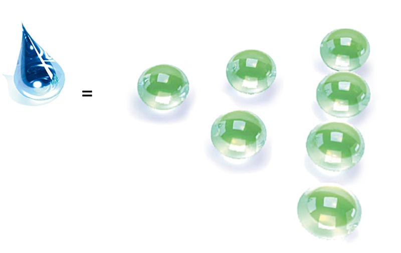 Fig. 1. The One Seven working principle. // Bild 1. Das Funktionsprinzip von One Seven.