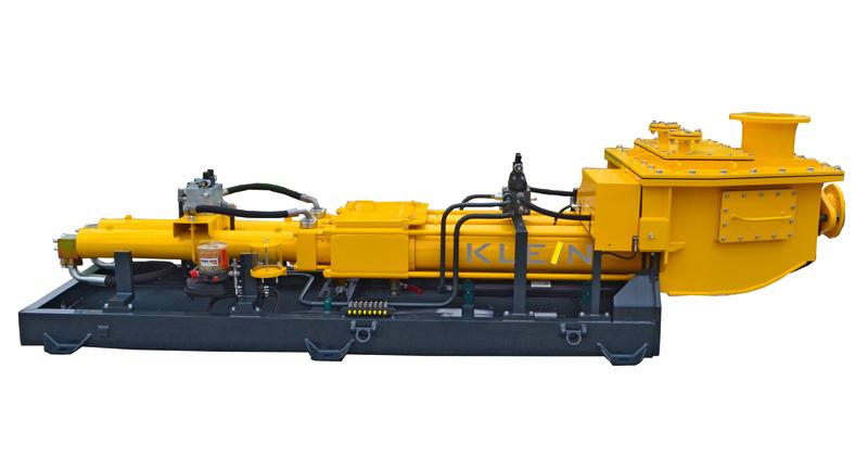 Fig. 2. KLEIN seat valve pump KIP-V 12 // Bild 2. KLEIN-Sitzventilpumpe KIP-V 12. Photo/Foto: KLEIN