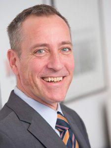 Ulrich Meesmann ist Geschäftsführer der Berufsgenossensschaft Rohstoffe und chemische Industrie (BG RCI), Heidelberg. Photo/Foto: BG RCI